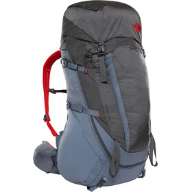 The North Face Terra 65 Zaino grigio/nero